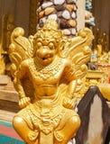 Висок Таиланд статуи Стоковые Фото