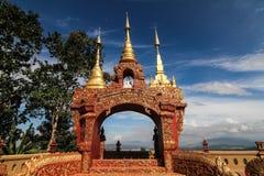 висок Таиланд Стоковые Изображения