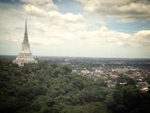 висок Таиланд s Стоковые Фотографии RF