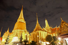 висок тайский Таиланд дворца bangkok грандиозный Стоковое Изображение RF