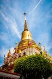 висок тайский Стоковые Фотографии RF