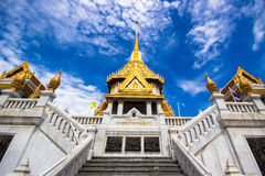 висок тайский стоковое изображение rf