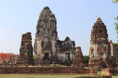 Висок тайского Стоковые Изображения