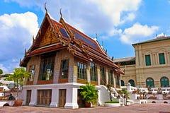 висок церков Будды изумрудный малый Стоковые Изображения