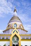 висок церков тайский Стоковые Фотографии RF
