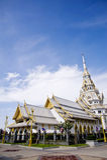 висок церков тайский Стоковые Фото