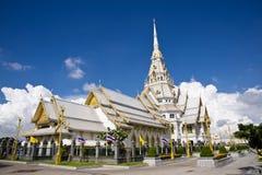 висок церков тайский Стоковое Изображение RF