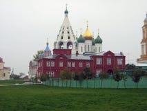 висок церков Стоковые Изображения