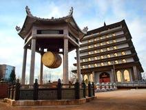 Висок Шани Cham буддийский Стоковое фото RF