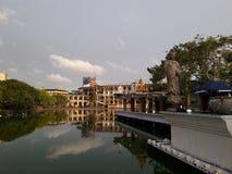Висок Шри-Ланка Gangaramaya Стоковые Фото