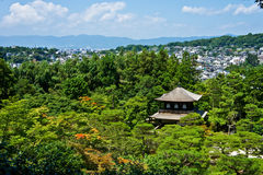 висок японца пущи Стоковая Фотография RF