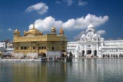 висок amritsar золотистый Стоковое Изображение RF