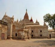 Висок Ananda Phaya стоковое фото