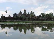 Висок Angkor Wat Стоковая Фотография RF