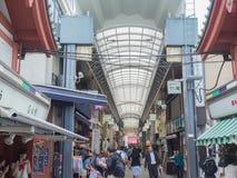 Висок Asakusa или Sensoji Стоковое Изображение RF