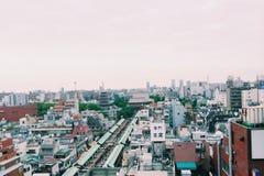 Висок Asakusa Стоковое Фото
