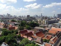 Висок - Ayutthaya (Будда) Стоковые Изображения RF