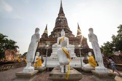 Висок Ayutthaya Стоковое фото RF