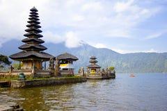 Висок Balinese, Индонесия Стоковая Фотография RF