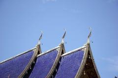 Висок Banden, красивый висок в chiangmai Стоковое фото RF