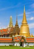 висок bangkok известный Стоковые Фотографии RF