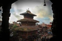 Висок Bhairava Nath стоковое изображение rf