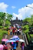 Висок Borobudur стоковые изображения