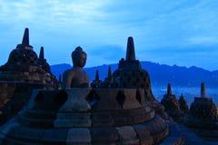 Висок Borobudur Стоковое Фото