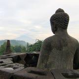 Висок Borobudur Стоковая Фотография RF