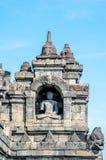 Висок Borobudur Yogyakarta, Java, Индонесия стоковое изображение