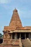 Висок Brihadeeswara, Thanjavur Стоковые Изображения