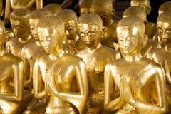 висок buddhas стоковое изображение rf