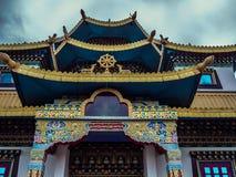 Висок Budhist Стоковые Фото