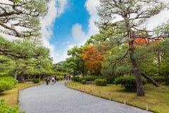 Висок Byodoin в Киото Стоковая Фотография RF