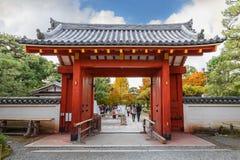 Висок Byodoin в Киото Стоковые Фото