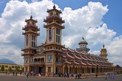 висок cao dai стоковое изображение