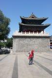 Висок Chenghuang города Китая Changzhi Стоковое фото RF