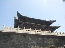 Висок Chenghuang города Китая Changzhi Стоковые Фото