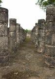 Висок Chichen Itza Мексики Стоковые Фото