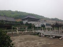 Висок Chinise буддийский Стоковое Изображение