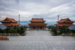 Висок Chongsheng Стоковое Фото