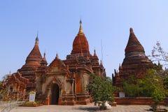 Висок da tha PA в Bagan Стоковые Фотографии RF