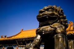 Висок Dazhao стоковая фотография