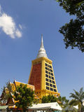 Висок Dhammamongkol Стоковое фото RF