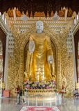 Висок Dhammikarama бирманский в Джорджтауне Penang, Малайзии стоковая фотография rf