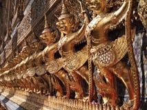 висок garuda Будды изумрудный Стоковое Изображение