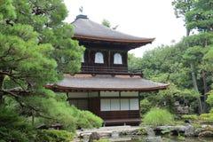 Висок Ginkakuji Стоковая Фотография RF