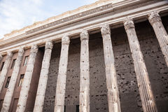 Висок Hadrian Стоковое Фото