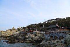 Висок Haedong Yonggung Стоковое Фото