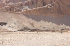 Висок Hatshepsut около Луксора в Egyp Стоковое Изображение RF